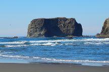 Second Beach, Washington State, United States