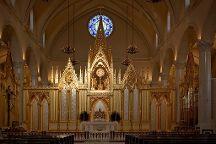 Shrine of the Most Blessed Sacrament, Hanceville, United States