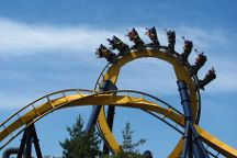 Six Flags Great America, Gurnee, United States