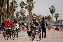 South Bay Bicycle Trail, Santa Monica, United States