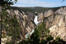 S Rim Trail, Yellowstone National Park, United States