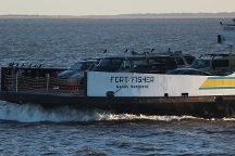 Southport-Fort Fisher Ferry, Southport, United States