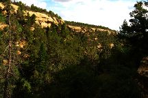 Spruce Canyon Trail, Mesa Verde National Park, United States