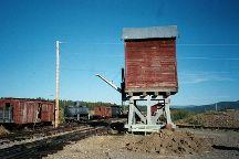 Sumpter Valley Railway Depot, Prairie City, United States