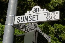 Sunset Boulevard, Los Angeles, United States