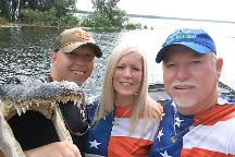 Swamp Fever Airboat Adventures
