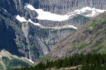 Swiftcurrent Mountain, Glacier National Park, United States