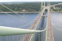 Tacoma Narrows Bridge, Tacoma, United States