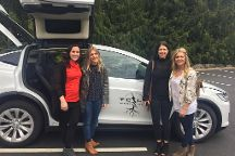Tesla Custom Winery Tours
