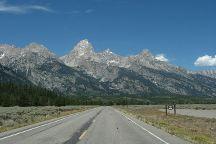 Teton Park Road, Grand Teton National Park, United States