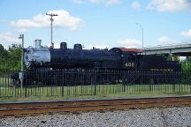 Texas & Pacific Railway Museum, Marshall, United States