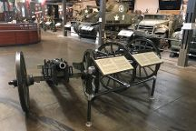 Texas Military Forces Museum, Austin, United States