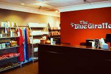 The Blue Giraffe Spa