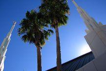 The Church of Jesus Christ of Latter-Day Saints Las Vegas Temple, Las Vegas, United States