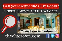 The Clue Room, Centennial, United States