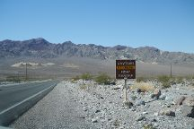 The Devil's Speedway, Death Valley National Park, United States