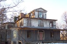 The Dr. Oliver Bronson House, Hudson, United States