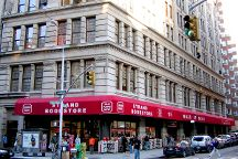 The Strand Bookstore, New York City, United States