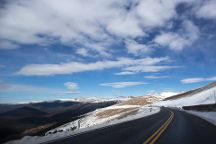 Trail Ridge Road, Rocky Mountain National Park, United States