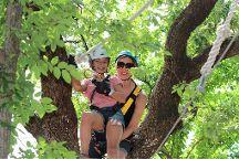 Trinity Forest Adventure Park, Dallas, United States