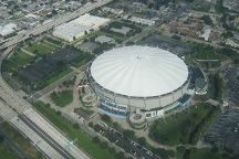 Tropicana Field, St. Petersburg, United States