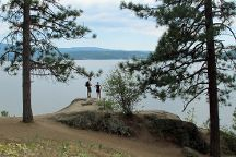 Tubbs Hill Nature Trails, Coeur d'Alene, United States