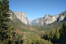 Yosemite, Tunnel View, Yosemite National Park, United States