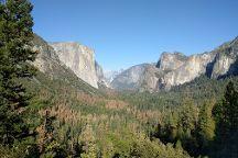 Yosemite, Tunnel View, Yosemite National Park, United States