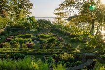 Turrets Seaside Garden, Bar Harbor, United States