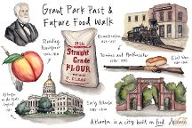 Unexpected Atlanta Walking Tours, Atlanta, United States