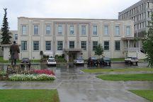 University of Alaska Museum of the North, Fairbanks, United States