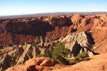 Upheaval Dome, Canyonlands National Park, United States