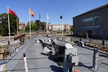USS Cassin Young, Boston, United States