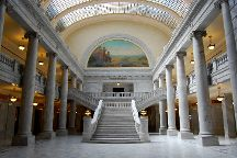 Utah State Capitol, Salt Lake City, United States