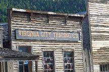 Virginia City National Historic Landmark, Virginia City, United States