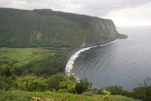 Waipio Valley, Island of Hawaii, United States