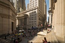 Wall Street, New York City, United States