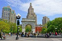Washington Square Park, New York City, United States