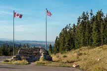 Waterton-Glacier International Peace Park, Glacier National Park, United States