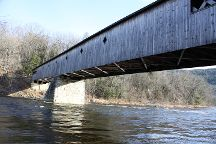 West Dummerston Covered Bridge, Dummerston, United States