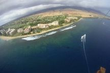 West Maui Parasail