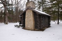 White Pines Forest State Park, Mount Morris, United States