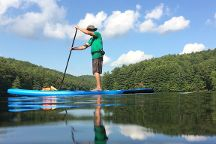 White Squirrel Paddle Boards, Pisgah Forest, United States