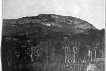 Whiteside Mountain, Jackson County, United States