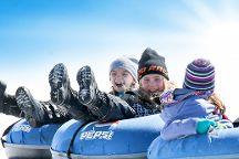 Wild Mountain Ski, Snowboarding & Wild Chutes Snow Tubing, Taylors Falls, United States
