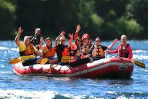 Wiley E Waters' Whitewater Rafting