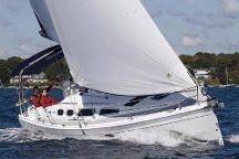 Williamsburg Charter Sails