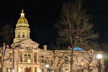 Wyoming State Capitol, Cheyenne, United States
