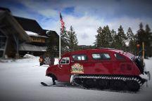 Yellowstone Alpen Guides