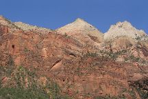 Zion Canyon Scenic Drive, Zion National Park, United States